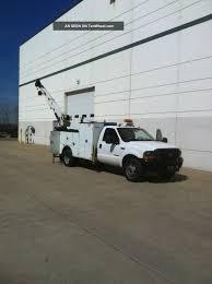 100 Mechanic Truck 2001 4x4 F550 7 3 Diesel Service Imt Crane Imt Air
