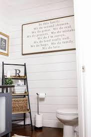 groutless tile that looks like wood easy care bathroom walls