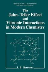 the jahn teller effect and vibronic interactions in modern