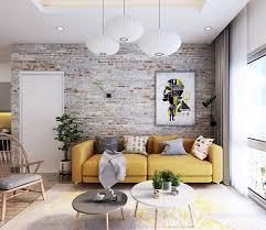 Living Room Interior Design Ideas 2017 by 55 Brick Wall Interior Design Ideas Art And Design