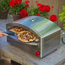 Blackstone Patio Oven Manual by 5 Best Home Pizza Ovens U2013 What U0027s The Best Outdoor Pizza Oven In 2017