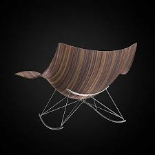 3D Stingray Rocking Chair - Thomas Pedersen - Download Furniture 3d ... Eames Chair 3d Model Vintage Doris Diamond Model For Download In Max 2014 And Obj Mid Century Z Lounge 3d Max Obj Fbx Blend Kolton Rocking Marl Grey Download Free By Madecom Kids Rocking Chair White Leather Swivel With A Stool Kartell Comback Wishbone Hansel Armchair Originals Chairmakers Rocker Highly Detailed C4d Caravan Sports Blue Xl Suspension Patio