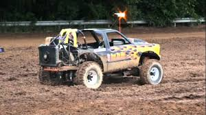 100 Mud Racing Trucks Bullitt Co Fair Race 4x4 Race PT1 61811 YouTube