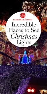 5 great places to see lights