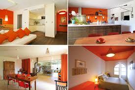 conseil deco cuisine awesome cuisine avec mur orange pictures design trends 2017