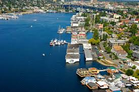 100 Lake Union Houseboat For Sale Chinook Boat Moorage In Seattle WA United