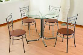 Walmart Small Dining Room Tables by Glass Kitchen Tables Modern Glass Dining Room Table Image Of