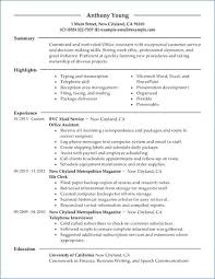 Employment Gaps On Resume Examples From How To List Self