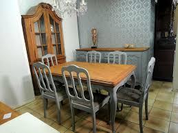 esszimmer landhausstil shabby chic vintage tisch anrichte stühl