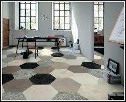 terrific large tile flooring large hexagon floor tile for heated