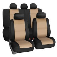 Neoprene Seat Covers Full Set- FH Group®