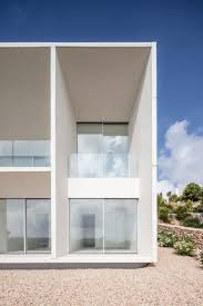 100 Rectangle House Nomo Studio Designs Concrete House On Menorca To Frame Sea Views
