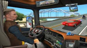 In Truck Driving Games : Highway Roads And Tracks 1.1.1 APK Download ...