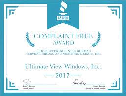 bureau free better business bureau complaint free award view windows
