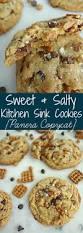 Panera Pumpkin Muffin Nutrition by Sweet U0026 Salty Kitchen Sink Cookies Panera Copycat A Recipe For