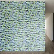 light blue wallpaper wayfair