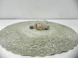 100 Hurst House Textile Artist Cate House Unhomely Furnishings Doily And