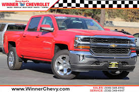Colfax - New 2018 Chevrolet Silverado 1500 Vehicles For Sale