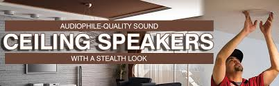 Bogen Ceiling Tile Speakers by In Ceiling On Ceiling Speakers In The Pro Audio Department At