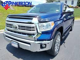 Used Toyota Tundra 4WD Truck Vehicles For Sale In Lynchburg & Salem ... Used 2016 Toyota Tundra Sr5 For Sale In Deschllonssursaint Slate Gray Metallic Limited Crewmax 4x4 Trucks 2017 Toyota Tundra Tss Offroad Truck West Palm Sale News Of New Car Release 2018 Trd Sport Debuts Kelley Blue Book Near Dover Nh Sales Specials Service 2014 Lifted At Warrenton Virginia Cab Pricing Features Ratings And 2012 4wd Coeur Dalene Pueblo Co