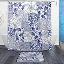 Halloween Horror Bloody Hands Helps Waterproof Shower Curtain Bathroom Decor 180200cm