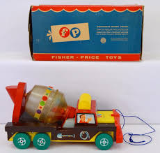 Scarce Fisher Price 926 Concrete Mixer Truck In Original Box – Lofty ... Antonline Rakuten Fisherprice Power Wheels Paw Patrol Fire Truck Fireman Sam Driving The Mattel Fisher Price 2007 Engine Youtube Vintage Little People Ardiafm Blaze Monster Machines King Dyn37 Nickelodeon And Darington Slam Go Jungle Cat Offroad Stripes Jumbo Car Helicopter Or Recycling 15 Years And The Ankylosaurus Sold Dump Cstruction Vehicle 302 Husky Helper Ford Super Duty Pickup Walmartcom