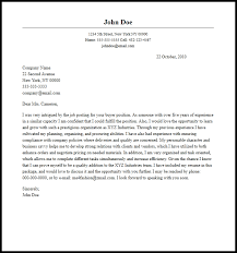 Professional Buyer Cover Letter Sample & Writing Guide