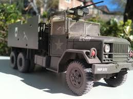 100 Deuce Truck Corgi M35 25 Ton US Army Gamblers Gun And A