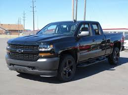 2017 Chevy Silverado 1500 WT 4X4 Truck For Sale Ada OK - HZ232056