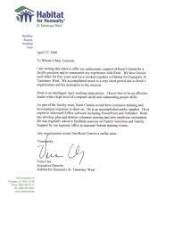 Free Letters Of Recommendation Template Picture Letter Of