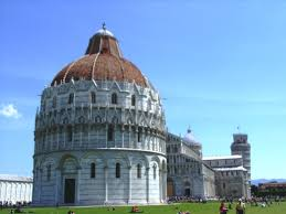 Famous Historic Buildings Archaeological Site In Italy Pompeii Herculaneum Leaning Tower Of Pisa Duomo Florence