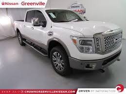 100 Nissan Titan Truck New 2019 XD Platinum Reserve For Sale Greenville SC