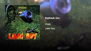 bathtub gin youtube