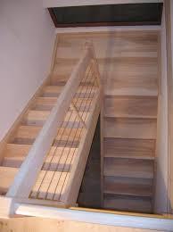 06 01 escalier deux quart tournant avec palier espace bois