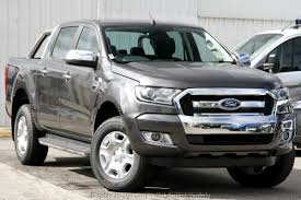 2018 Ford Ranger XLT Double CAB PX Mkii MY18 (Magnetic) For Sale In ...