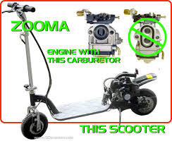 Zooma Parts Zooma Parts Zooma Scooter Mods Zooma Gas Scooter
