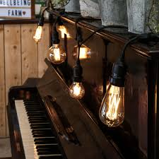 a60 led filament dimmable vintage bulb