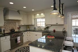 u shaped kitchen Traditional Kitchen Chicago by The