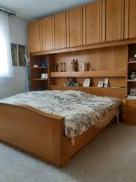 schlafzimmer bett schrank kleiderschrank