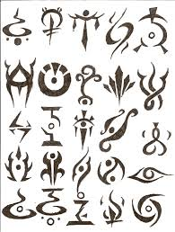 Greek God Symbol Tattoos Google Search Sigil And Body Art