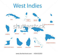 West Indies Stock Images Royalty Free Vectors