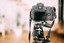 100 Interior Design Photographs Dslr Camera Sitting On Tripod And Taking