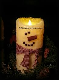 Halloween Flameless Taper Candles by Flameless Candles