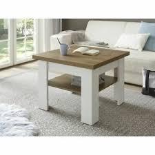 details zu wohnzimmer couchtisch beistelltisch landhausstil pinie weiß eiche hell ablagen