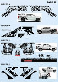 100 Ford Stickers For Trucks Ranger FORD RANGER NEW DESIGN STICKERS FROM 79900