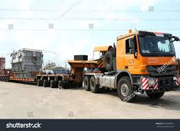 100 Transformer Truck MAY 1 2016 UDON THANI THAILAND Stock Photo Edit Now 432989854