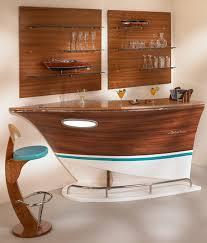 cuisine bateau un bar plan de travail des idées pour l utilisation efficace de l