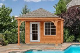100 Backyard Tea House Cabanas Villas S Hillside Structures