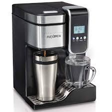 FlexBrewR Programmable Single Serve Coffee Maker