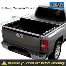 Amazon.com: EAG 99-17 Chevy Silverado/GMC Sierra 1500/00-17 2500 ... Lund Genesis Elite Rollup 2002 To 2017 Dodge Ram 1500 Bak Revolver X2 Tonneau Cover Hard Truck Bed Truxedo Lo Pro Soft 571801 Top Your Pickup With A Gmc Life Roll Up For 2004 2005 2006 2007 Chevrolet Industries Rollup 201618 Covers Folding 2014 Toyota Tacoma Cover96086 Amazoncom 597695 55 Tonneautrax For Ford F150 2009 Truxedo 57 545901 62018 Fleetside 5 Weathertech Cheap Roll Up Truck Bed Covers Cover Toyota Tacoma